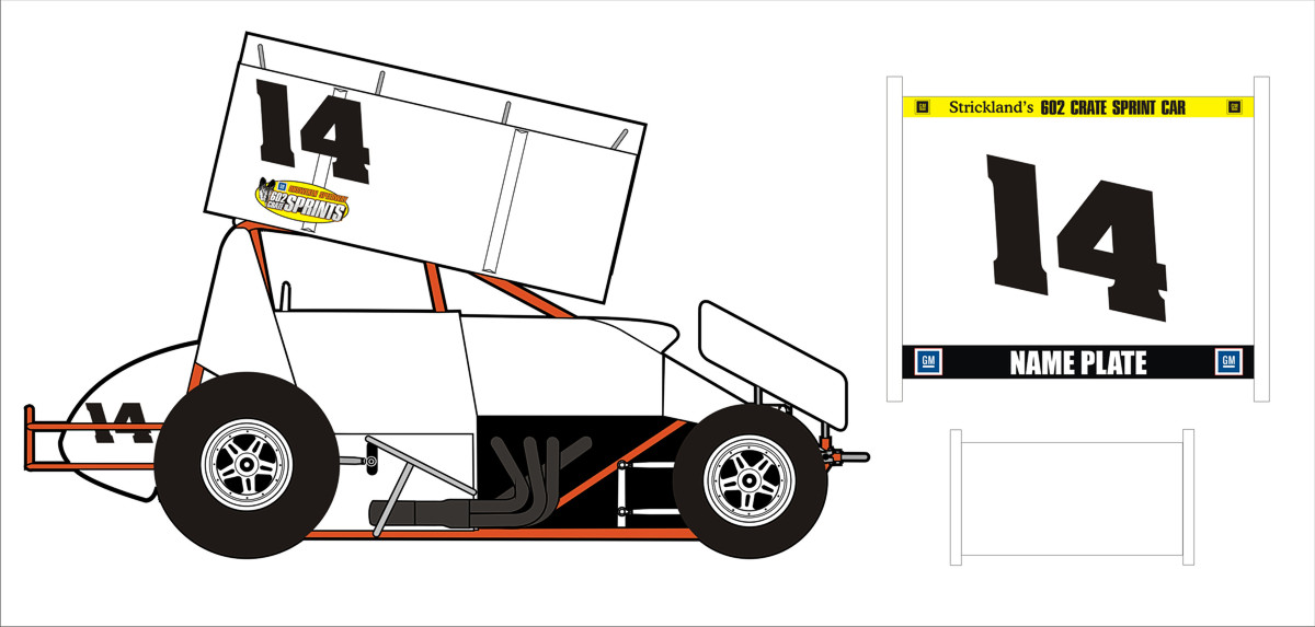 Sprint Car Design Template in addition Kyle Busch M Ms 2014 Wip additionally Free Printable 2016 Nascar Schedule additionally Detailtest besides Pinewood Derby Car Showcase Vector. on nascar templates 2014