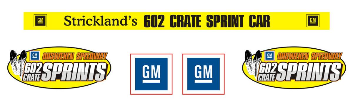 Crate Template