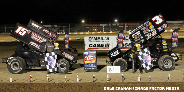 O Neil Gmc >> INSIDE TRACK PRESENTS FASTEST CANADIAN QUALIFIER AWARD AT CANADIAN SPRINT CAR NATIONALS ...
